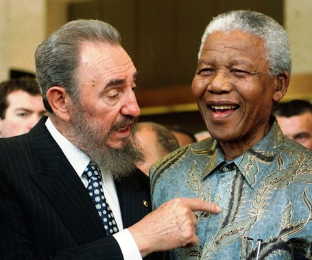 Fidel Castro's fight against Apartheid retold