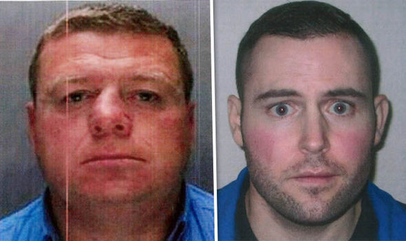 Scotland's 'most wanted' fugitives are on the run Spain
