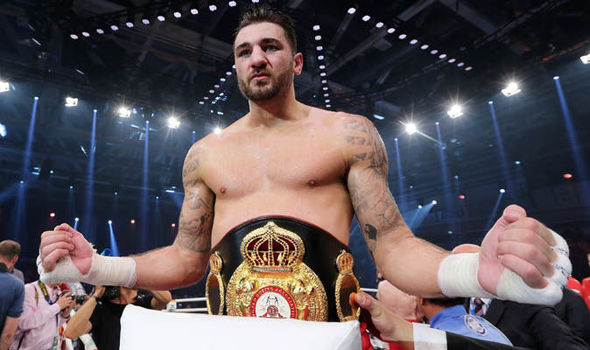 Nathan Cleverly wins WBA light-heavyweight title five years after first bout was cancelled