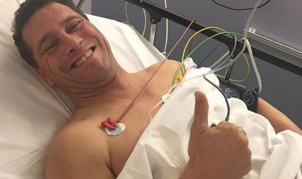 BREAKING: UKIP leadership favourite Steven Woolfe released from hospital after bust up