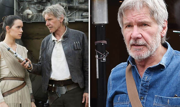 Production company to be sentenced over Harrison Ford's broken leg on Star Wars film set