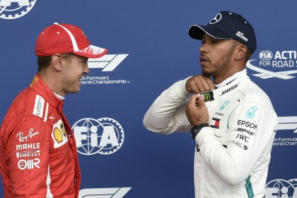F1: Hamilton says Vettel deserves 'more respect' from the media