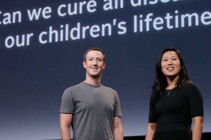 How Mark Zuckerberg plans to 'tackle all disease' by 2100