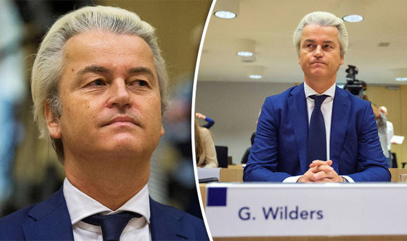 Geert Wilders REFUSES to be silenced as he vows to tackle 'Moroccan problem' at hate trial