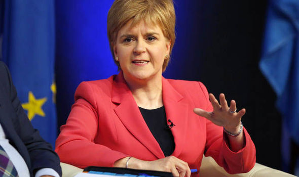 Scots firms snub Nicola Sturgeon's failed 'Business Pledge'