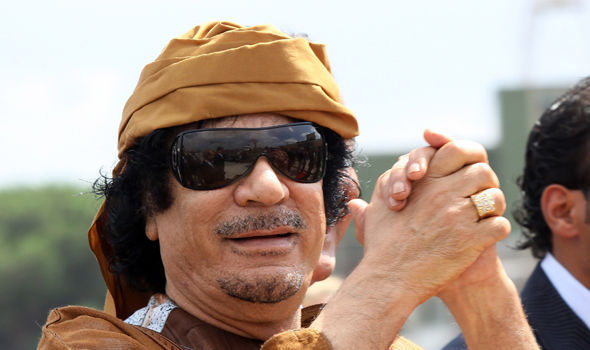 Plaid Cymru insist the party DID NOT receive a donation from dictator Colonel Gaddafi