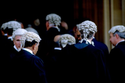 Trainee barristers marked down for wearing 'short skirts' or 'kinky boots'