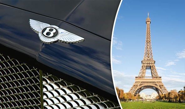 Two Qatari women robbed of more than £4 million in cash, jewellery and clothes in Paris