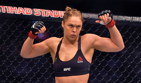 UFC 207: Ronda Rousey set for return to face Amanda Nunes