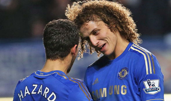 Eden Hazard: My thoughts on David Luiz's Chelsea return