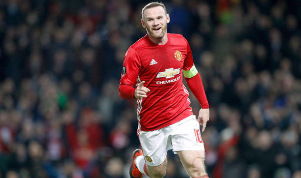Wayne Rooney breaks Manchester United's European goal record with strike against Feyenoord
