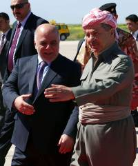 Iraq PM says will help Kurds liberate Nineveh