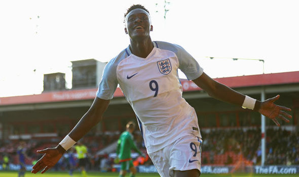 Chelsea striker Tammy Abraham scores twice as England Under-21s run riot in Bosnia