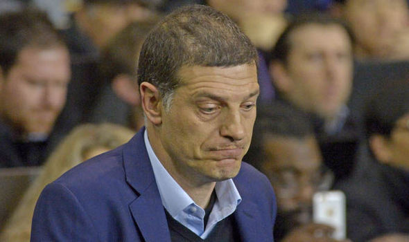 West Ham boss Slaven Bilic relaxed over sack talk ahead of Manchester United clash