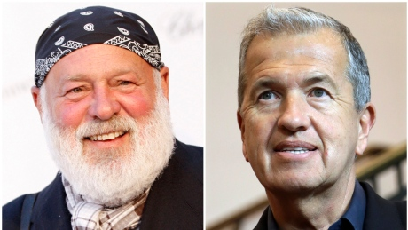 Male models accuse photographers Bruce Weber, Mario Testino of sexual misconduct