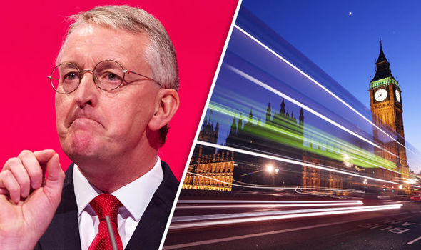 Hilary Benn insists Parliament WILL 'uphold will of the people' and trigger Article 50
