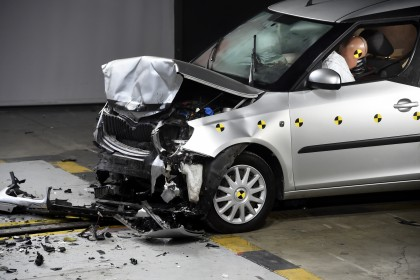 Euro NCap discovers 'suspicious' parts fitted on crash test cars