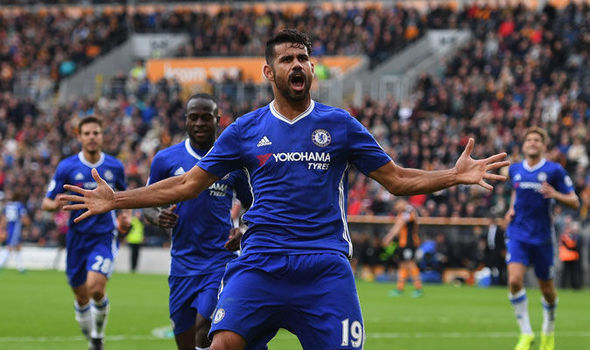 Antonio Conte: Why Diego Costa must stay out of trouble with Man United coming up