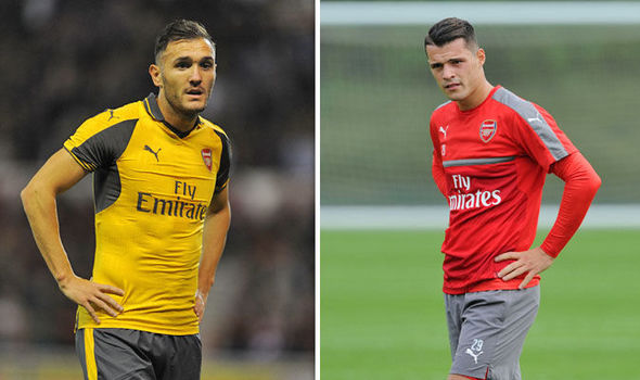 Freddie Ljungberg: What I think of Arsenal new boys Lucas Perez and Granit Xhaka