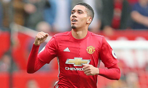 Man United star Chris Smalling: This is what I think about our rivalry with Liverpool