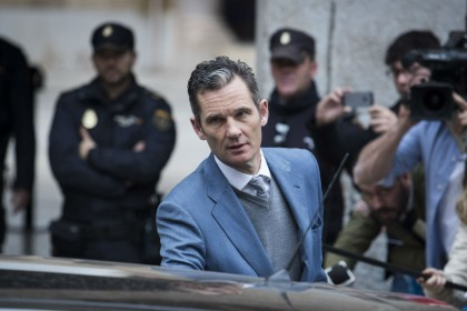 Spanish King's brother-in-law faces prison