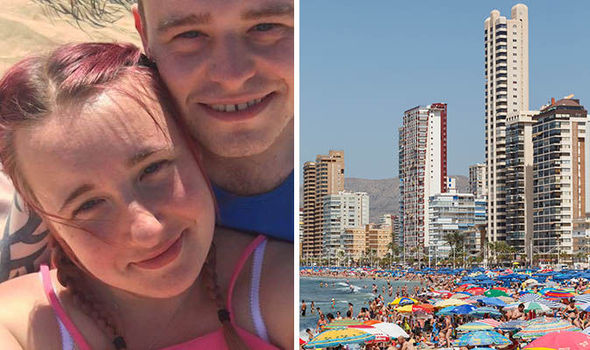 British woman falls to her death from ninth floor balcony of Benidorm hotel