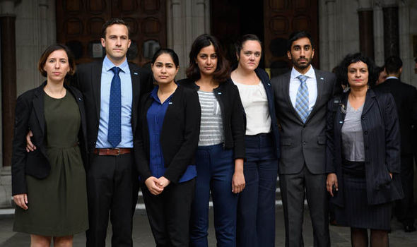 Junior doctors go to High Court to try to stop new contracts being introduced