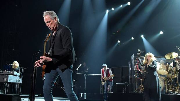 Fleetwood Mac Guitarist Sues Bandmates for Kicking Him Out of the Group