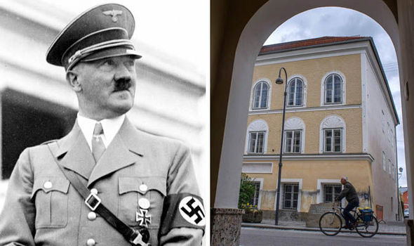 Hitler's birth home to be TORN DOWN and replaced with new building to remove all 'symbolis