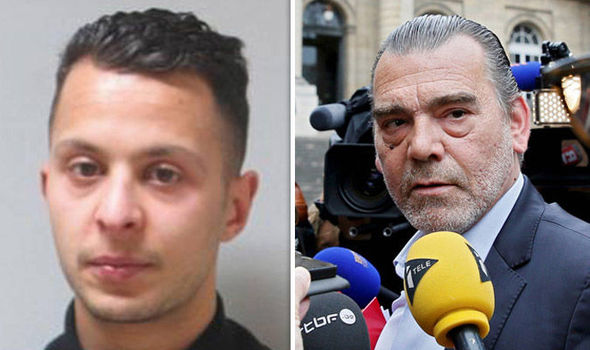 PARIS ATTACKS: Lawyers for suspect Salah Abdeslam will NOT defend him