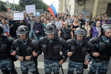 What Russian pension protests mean for Vladimir Putin