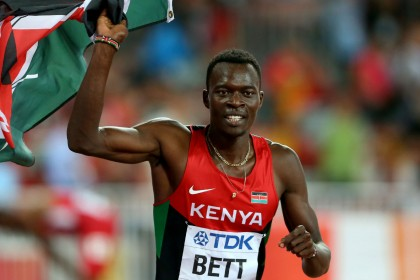 Kenyan athletics star Nicholas Bett killed in car crash