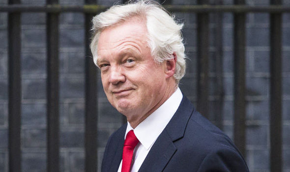 Talks for UK to exit EU off to a 'good start', says Brexit Secretary David Davis