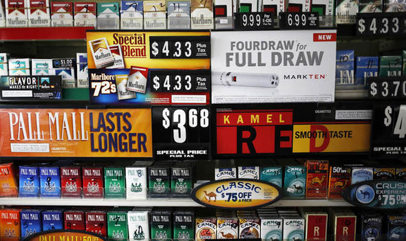 British American Tobacco sparks £38billion bid to create world's biggest tobacco company