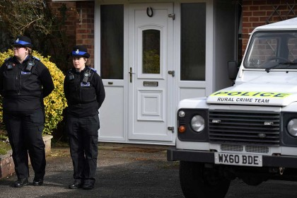 Sergei Skripal poisoning: nerve agent delivered in liquid form