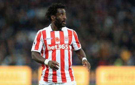 Stoke could lose Wilfried Bony due to clause in contract