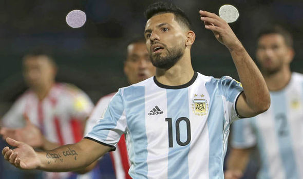 Manchester City boss Pep Guardiola backs Sergio Aguero to recover from Argentina nightmare