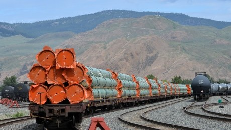 Kinder Morgan subtracts capital gains tax to cut 'net price' for Trans Mountain