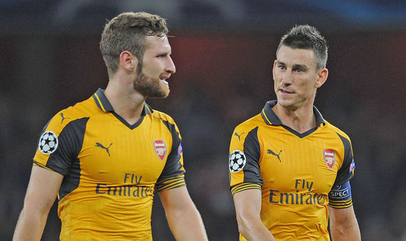 Shkodran Mustafi: This is what I think of my partnership with Laurent Koscielny at Arsenal