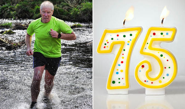 Superset pensioner runs 75 marathons in 75 days at the age of 75