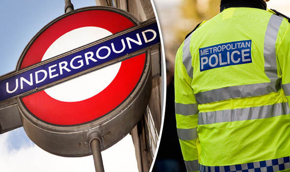 Police find 'suspicious' material in Devon as they investigate potential bomb plot on Tube