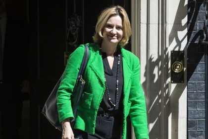 Amber Rudd's offshore business past exposed