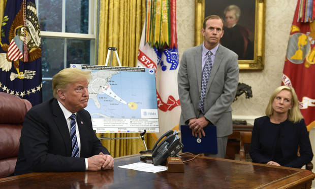 US says transfer from FEMA funds won't harm hurricane relief