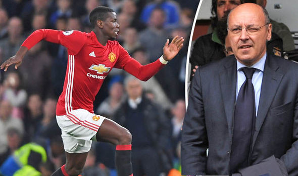 Juventus chief reveals all on Paul Pogba's transfer to Manchester United