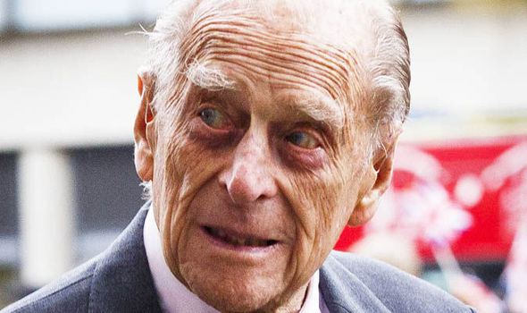 Still fighting fit! Prince Philip claims he hasn't had the flu for 40 YEARS