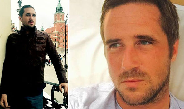 SHOCK CLAIM: UFO expert Max Spiers 'was sacrificed by SATANISTS to rid him of his demons'