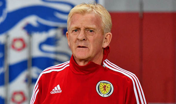 Gordon Strachan backed by SFA vice-president: He's done a great job as Scotland boss
