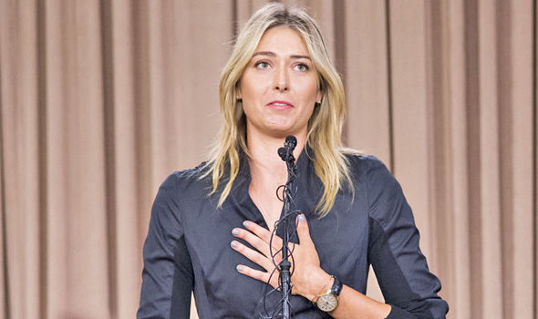 Maria Sharapova eyes comeback at 2017 French Open after having two-year drug ban reduced
