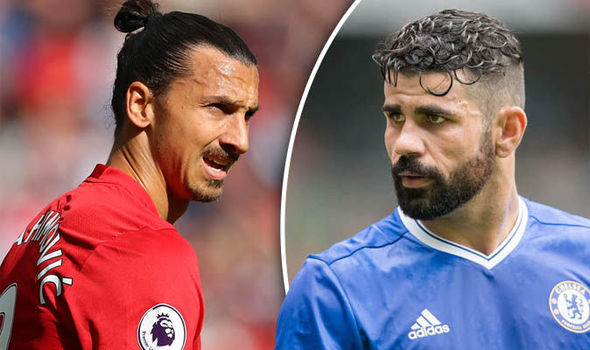 Chelsea vs Manchester United combined XI: Which stars didn't make the cut?