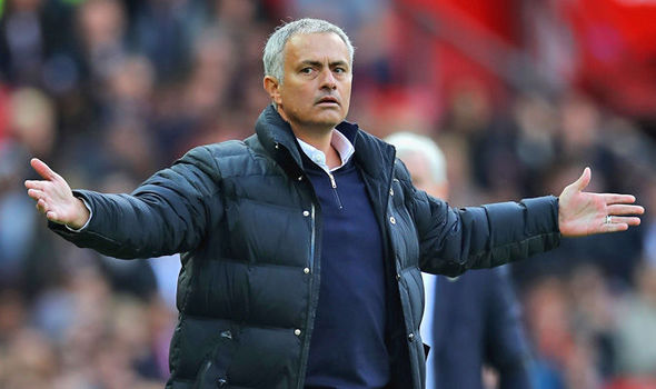Jose Mourinho defends Manchester United stars after frustrating Stoke draw